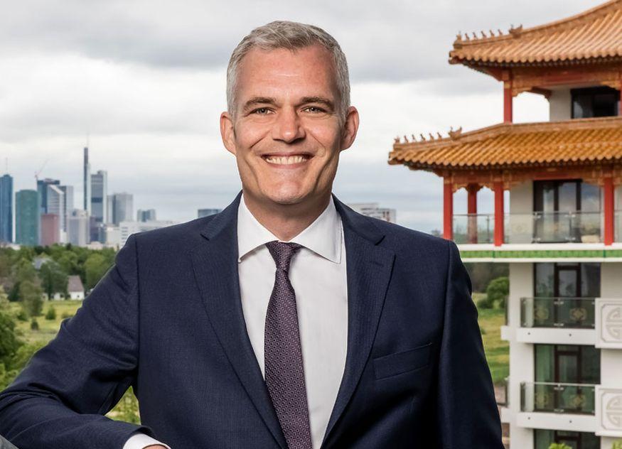Holger König General Manager The Diaoyutai Mansion Frankfurt