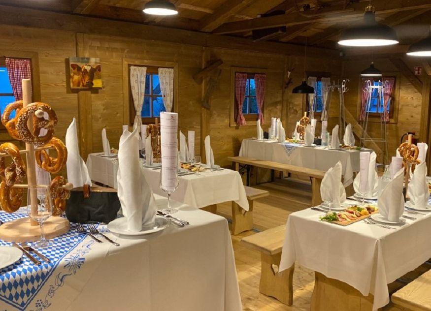 SeeAlm Restaurant Acamed Resort Neugattersleben