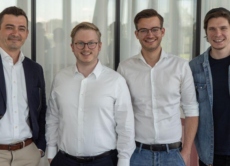Avisio Team Start-up Software Warenwirtschaft