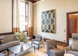 Fraser Suites Hamburg Hotel Bibliothek