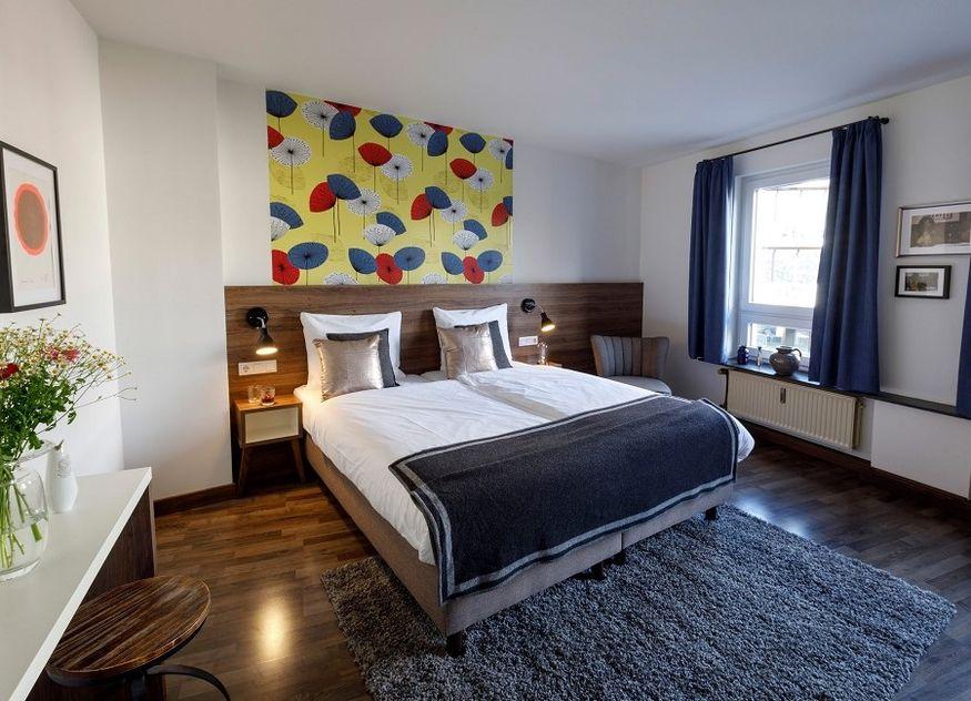 oncept Hotel Zum kostbaren Blut Köln Zimmer