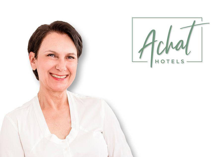 Katja Dietz leitet jetzt das Achat Hotel Regensburg im Park
