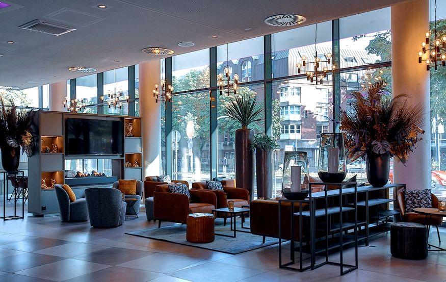 Leonardo Dortmund Open Lobby
