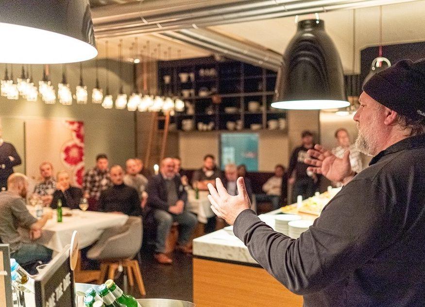 Marco Nussbaum Kitchen Club by Gastro Vision