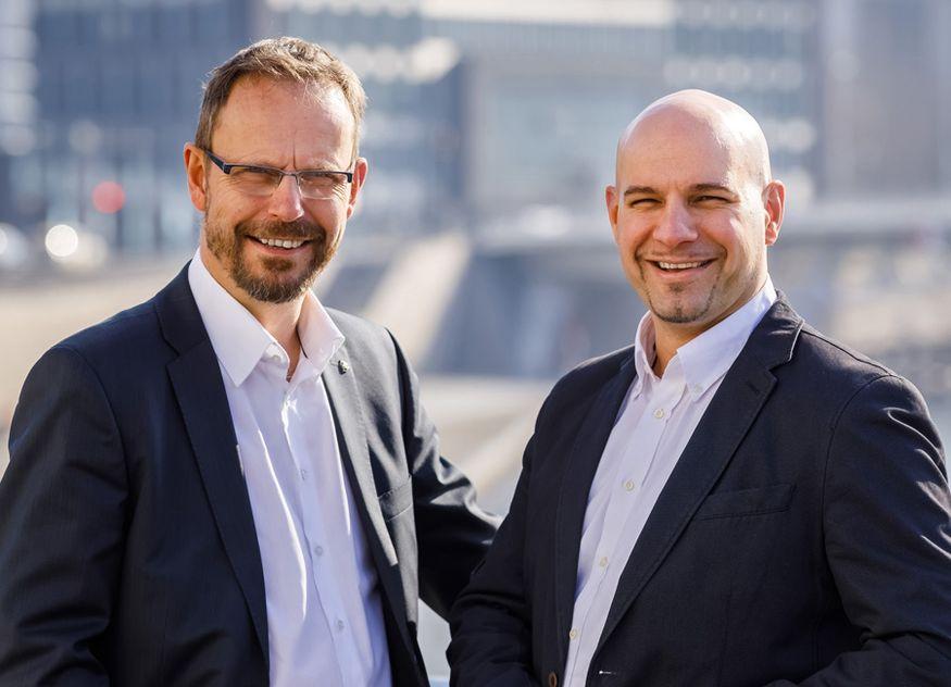b'mine Geschäftsführer Torsten Hagen Matthias Beinlich