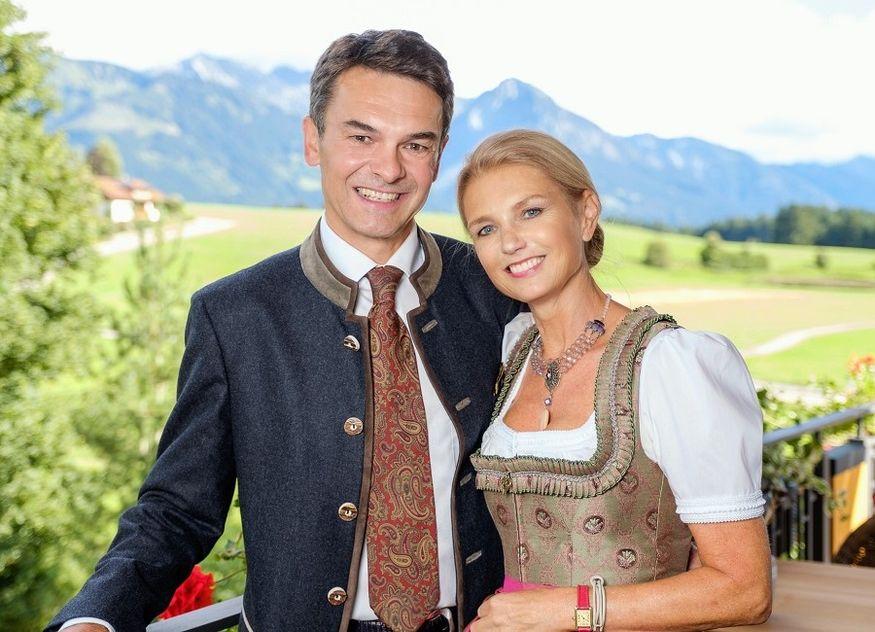 Anna-Maria und Michael Fäßler