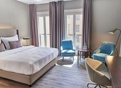 Steigenberger Hotel de Saxe Dresden Zimmer