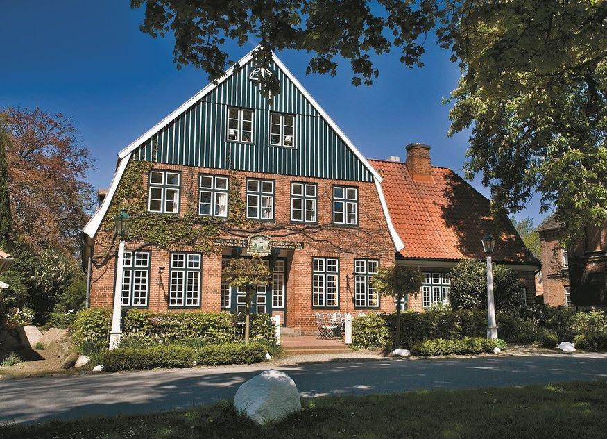 Hotel & Restaurant Ole Liese aussen