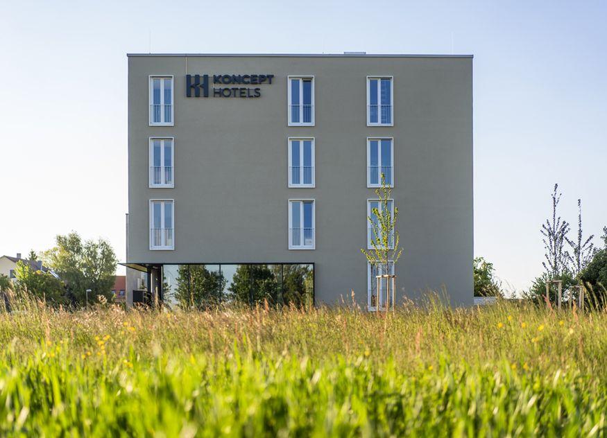 Das Koncept Hotel Neue Horizonte hat in Tübingen seine Pforten geöffnet