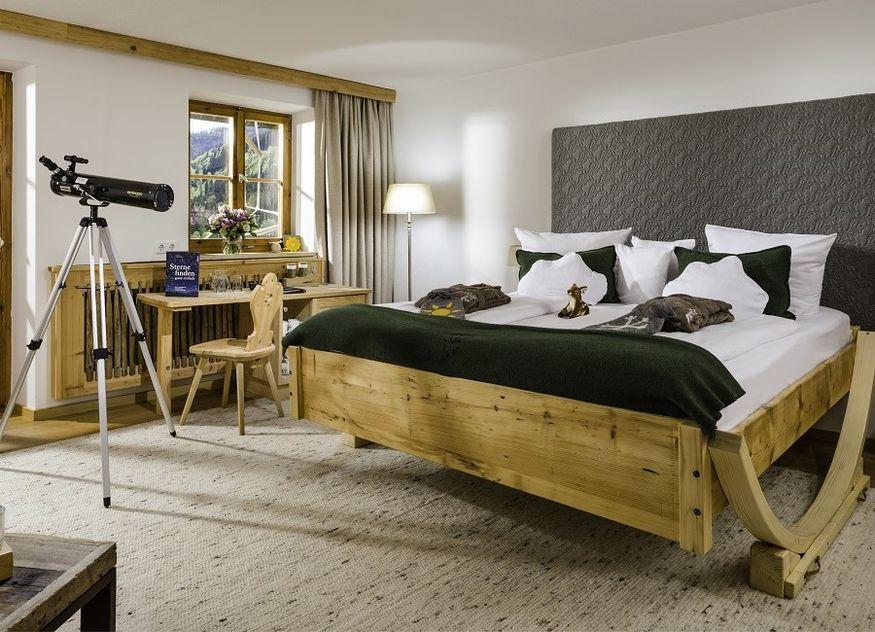 Berghotel Rehlegg Best Western Zimmer