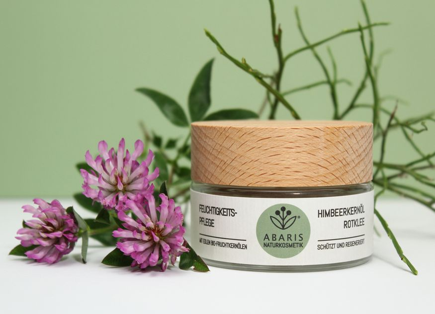 Abaris nachhaltig Hotellerie Naturkosmetik Feuchtigkeitscreme pflegend Pflanzenextrakt Pflanzenöl