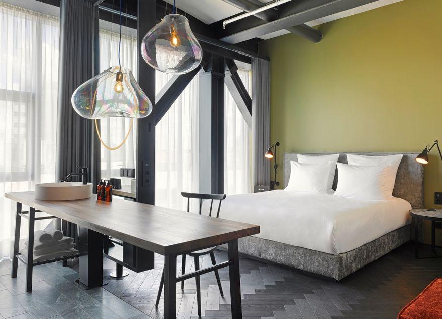 east Hotel Hamburg neue Zimmer
