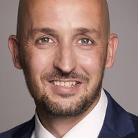 Andreas Schulz Hoteldirektor im Strandhotel Fischland