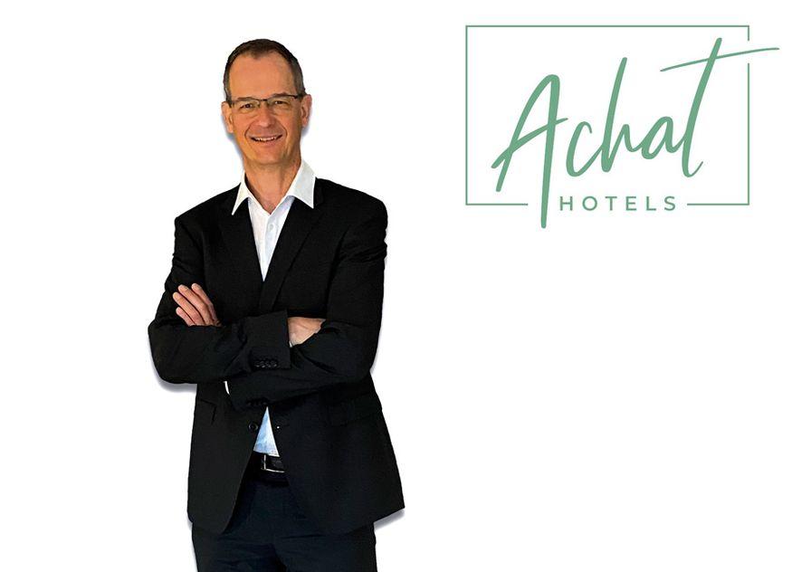 Hagen Müller ist neuer Direktor im Achat Hotel Karlsruhe City