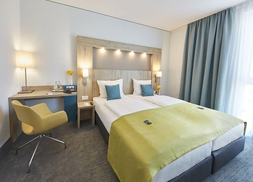GHotel hotel & living Bochum Zimmer
