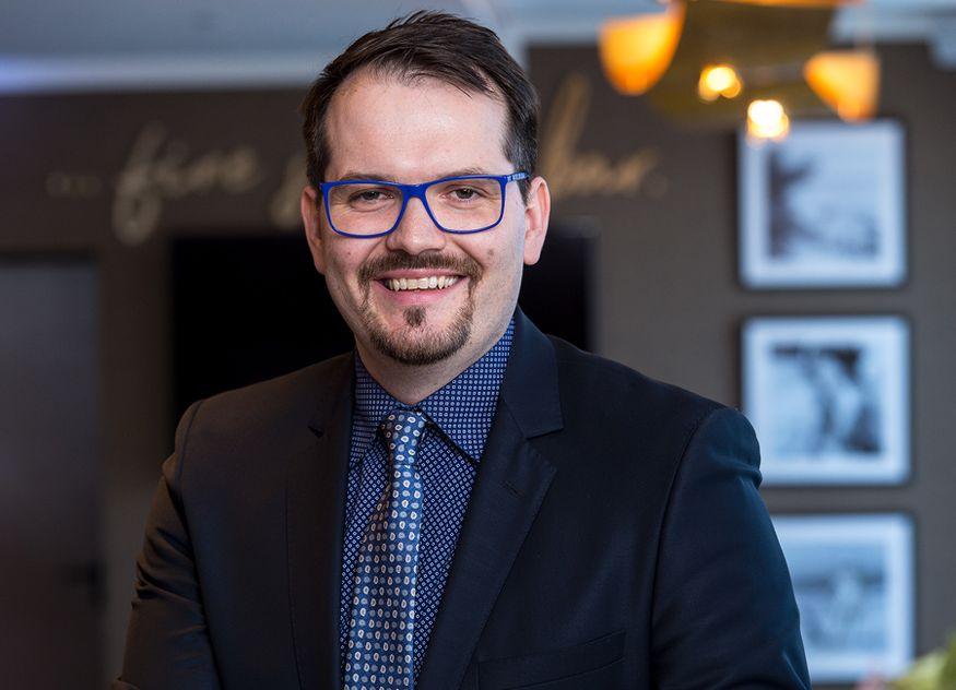 Thomas Hackl, Inhaber und Geschäftsführer des Best Western Plus Hotel Goldener Adler sowie des gleichnamigen Restaurants im österreichischen Innsbruck, ist optimistisch, dass es in der Hotelbranche wieder bergauf geht