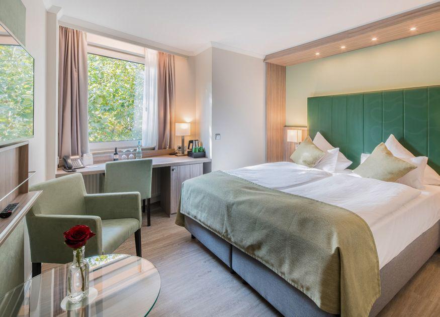 Unterstützung in der Not: Im Best Western Plus Hotel Regence erhalten von der Flutkatastrophe betroffene Einwohner Aachens ab sofort Apartments zum Selbstkostenpreis