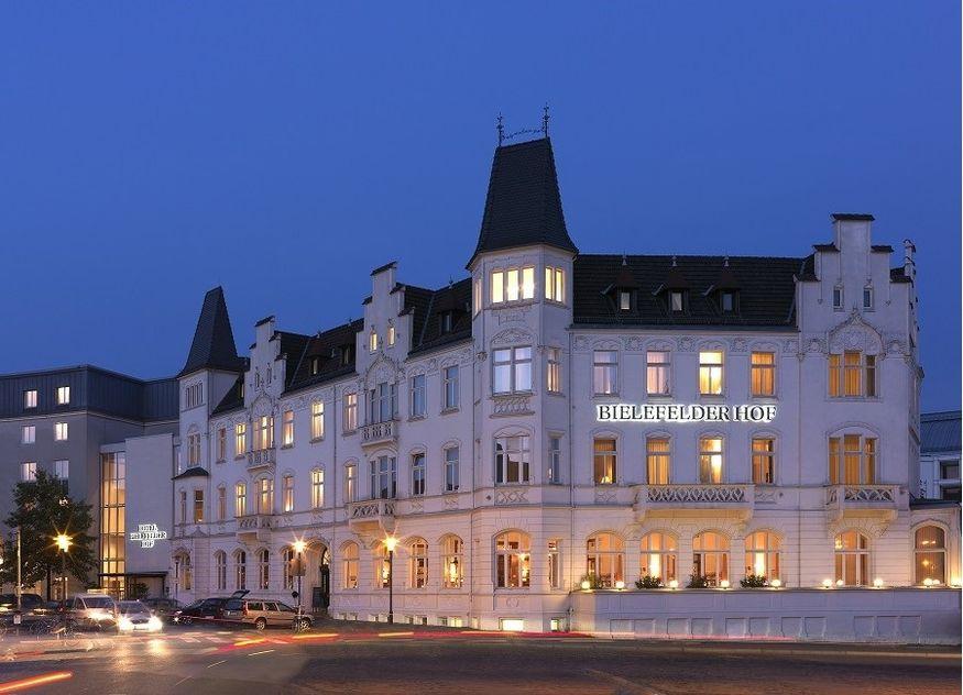 Hotel Bielefelder Hof Aussen