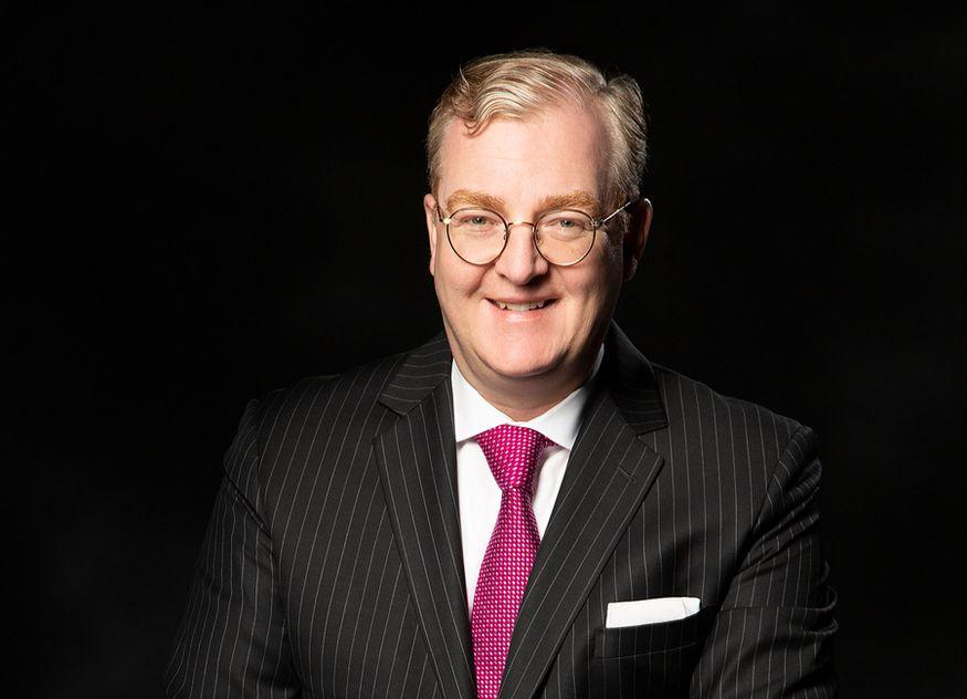 Martin R. Smura CEO Kempinski Hotels