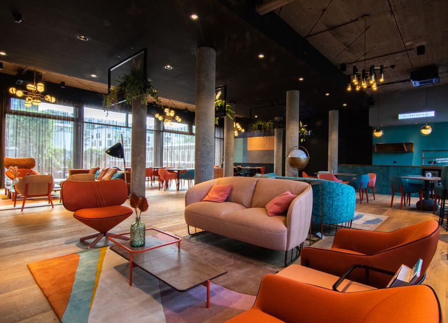 Mit dem Koncept Hotel International in Köln eröffnet die Hotelgruppe nun schon ihr sechstes Hotel
