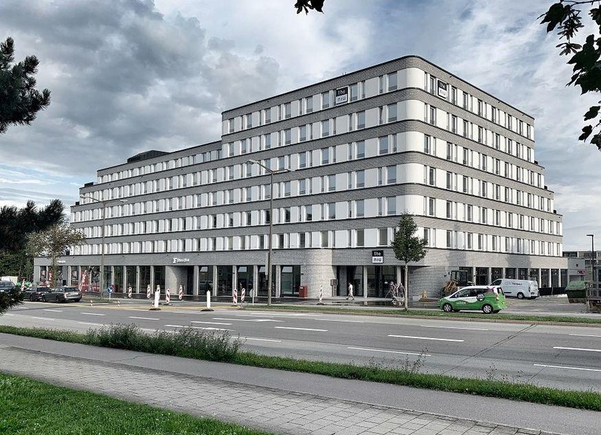 Regensburg the niu Hotel