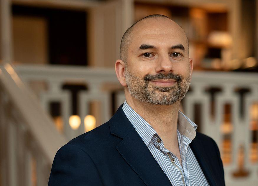 Dario Pithard ist neuer General Manager des SO/ Berlin Das Stue / Foto: Elena Breuer Photography