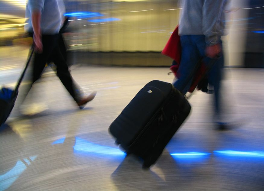 Reise Koffer
