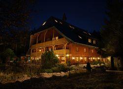 Romantik Boutique-Hotel Mühle Schluchsee Fassade