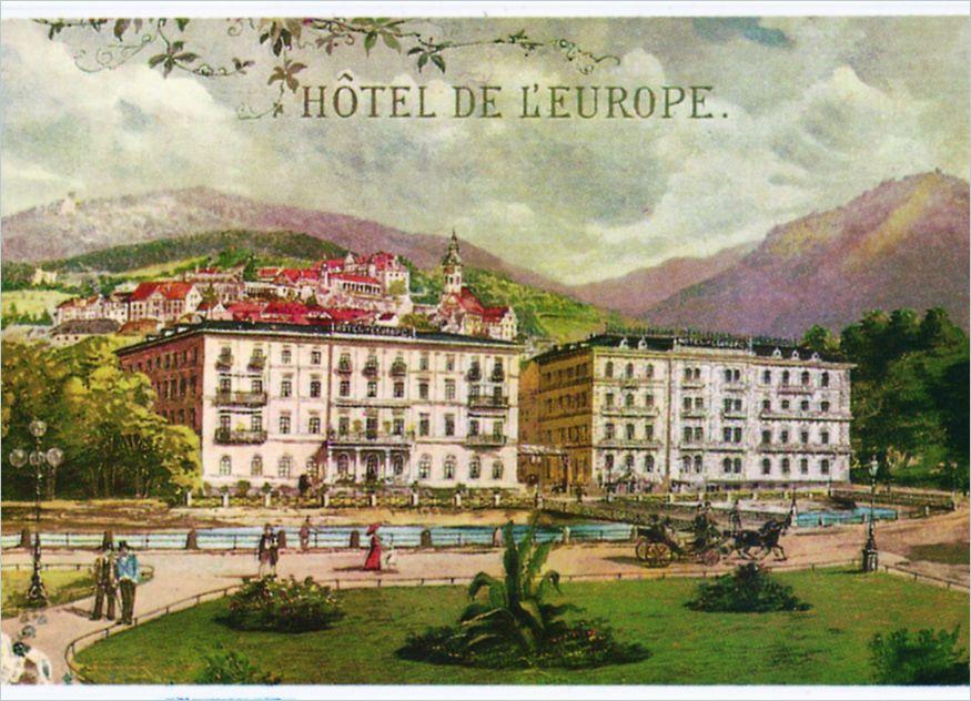 Das Hotel Europäischer Hof in Baden-Baden mit seiner 180-jährigen Historie und exponierten Lage wird künftig als ein Steigenberger Icons betrieben