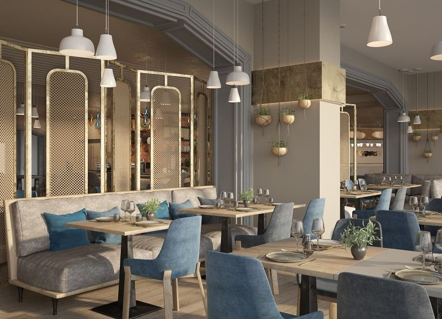 Steigenberger Conti Hansa Kiel Restaurant