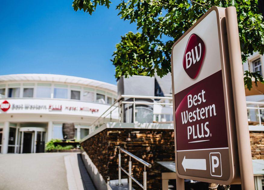 """Die BWH Hotel Group ist in Deutschland als """"Vorbildliches Unternehmen in der Krise"""" im Gast- und Tourismusgewerbe ausgezeichnet worden"""