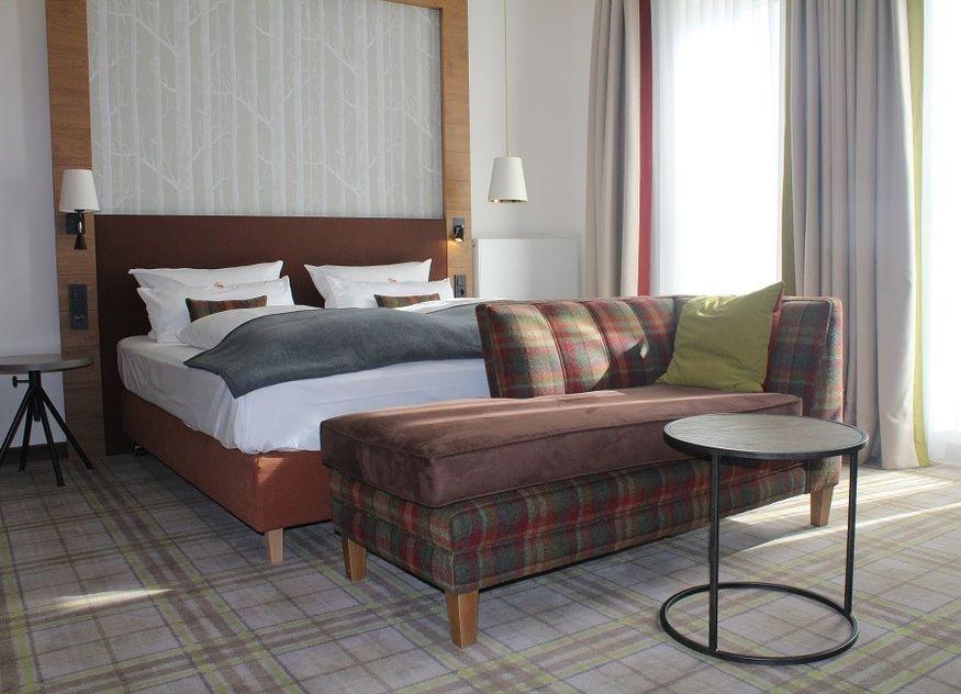 Hotel Anklamer Hof Zimmer
