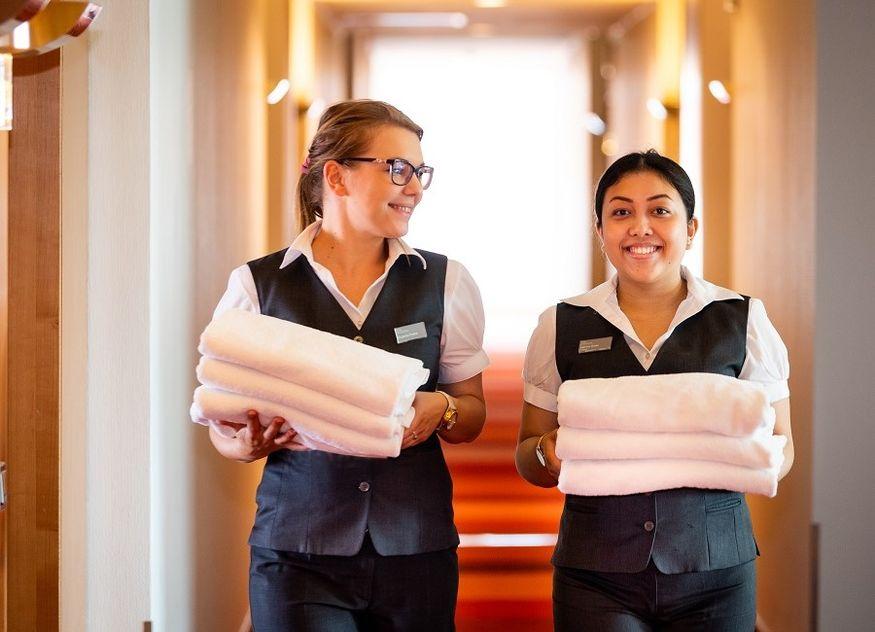 Madison Hotel Hamburg Mitarbeiter Housekeeping
