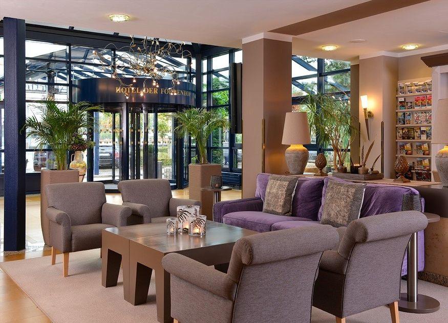 Best Western Hotel Der Föhrenhof in Hannover Lobby