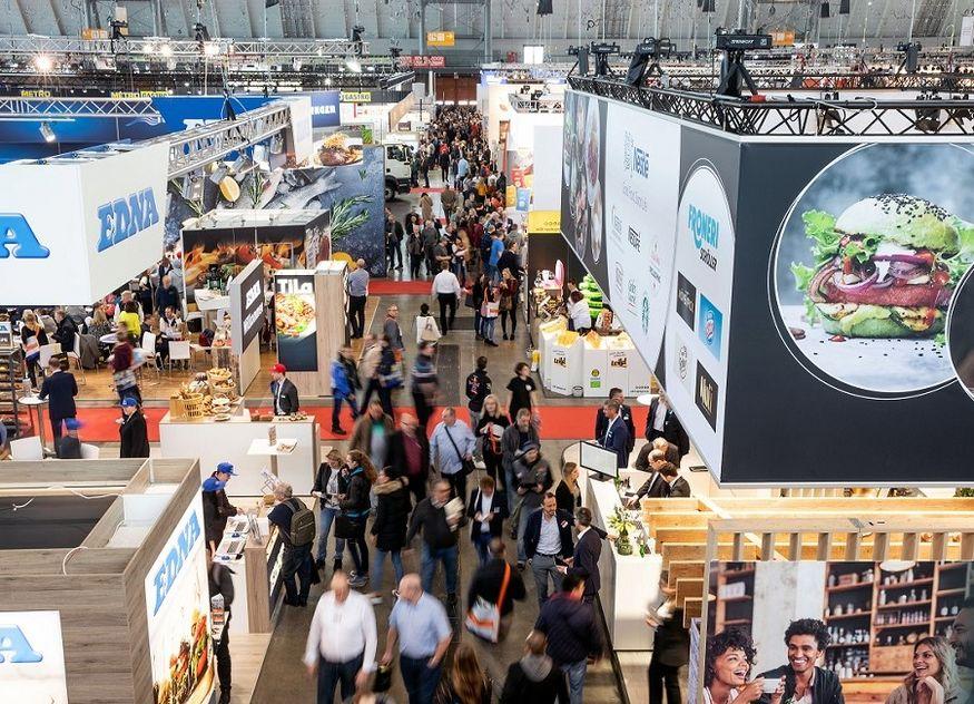 Messe Stuttgart Intergastra 2020