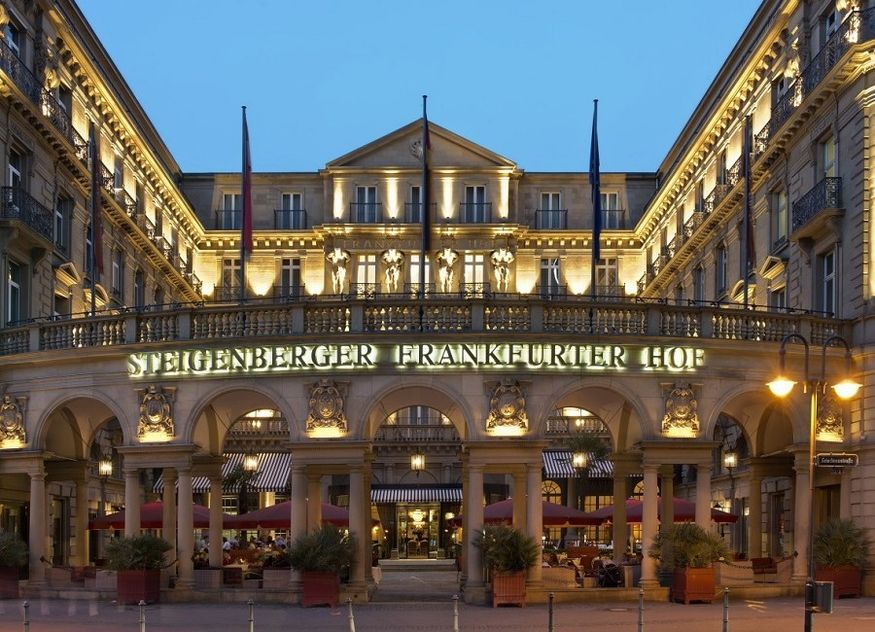 Deutsche Hospitality Steigenberger Frankfurter Hof