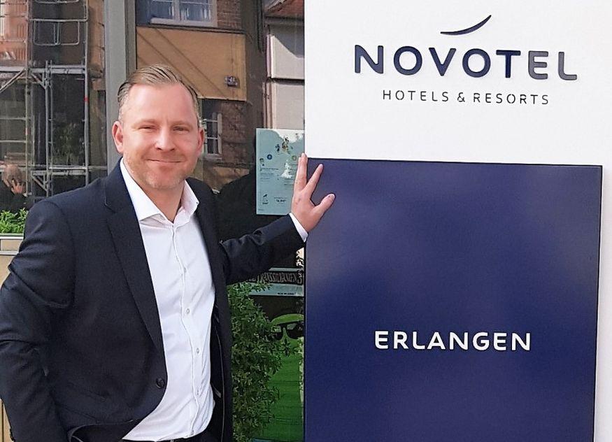 Novotel Erlangen Stephan Radtke