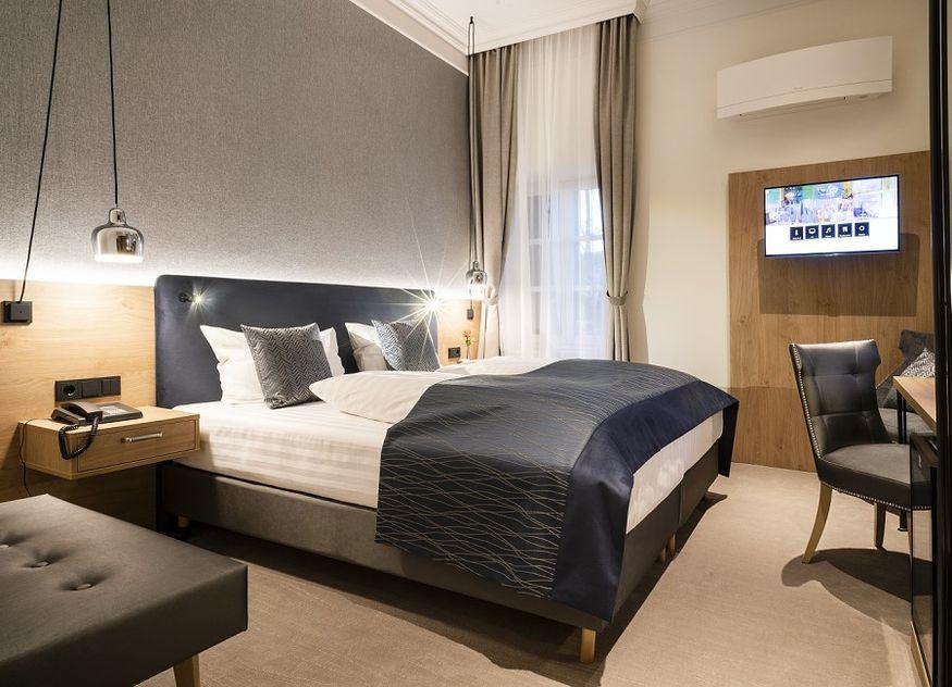 Hotel Villa Sayn Romantik Doppelzimmer