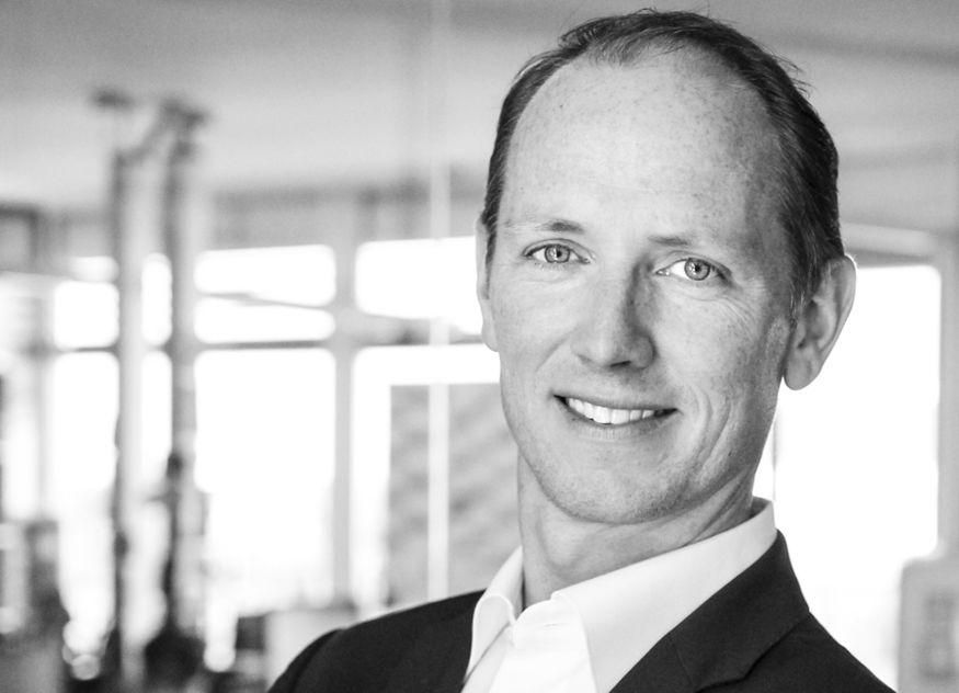 Mike Fuchs ist der neue Direktor des Louis Hotel München