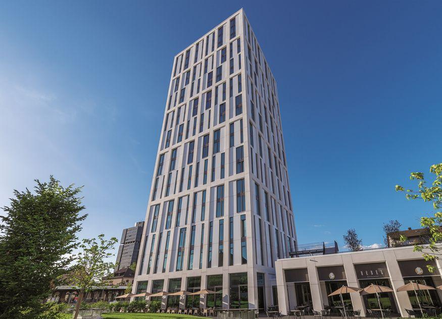 Das Steigenberger Hotel Stadt Lörrach soll auch zukünftig ein Steigenberger Hotel sein