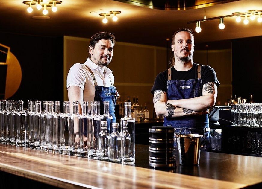 Tin Tin Bar Benji Blomenhofer Jonas Hald