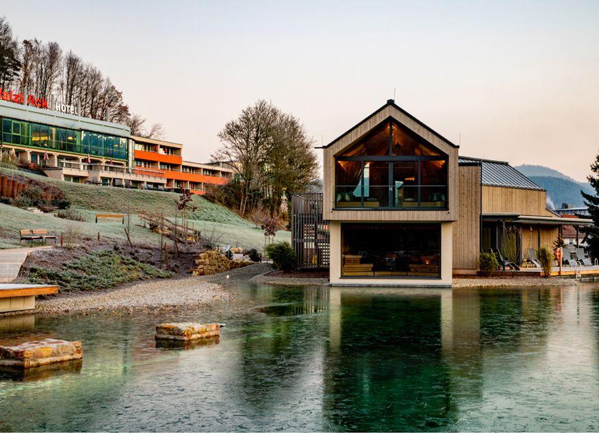 Pfalzblick Dahn Wald Spa Resort