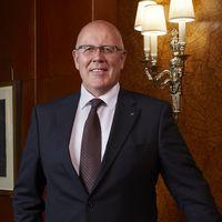 Michael Pracht CFO Kempinski Hotels