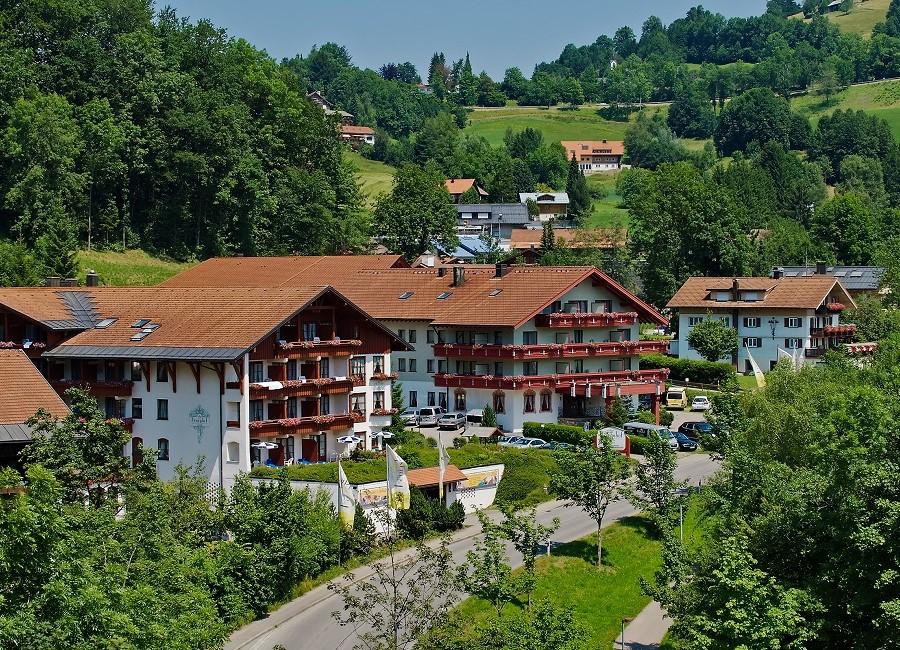 Königshof Hotel Resort Außen