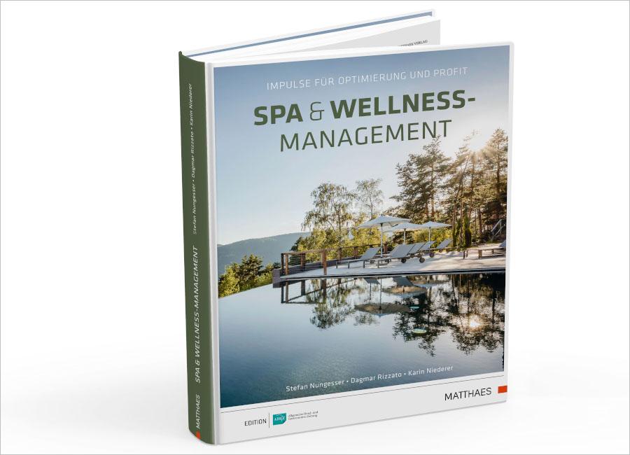 dfv Matthaes Verlag Buch Spa Wellness Management fundierte Hilfestellung betriebswirtschaftliche Prozesse