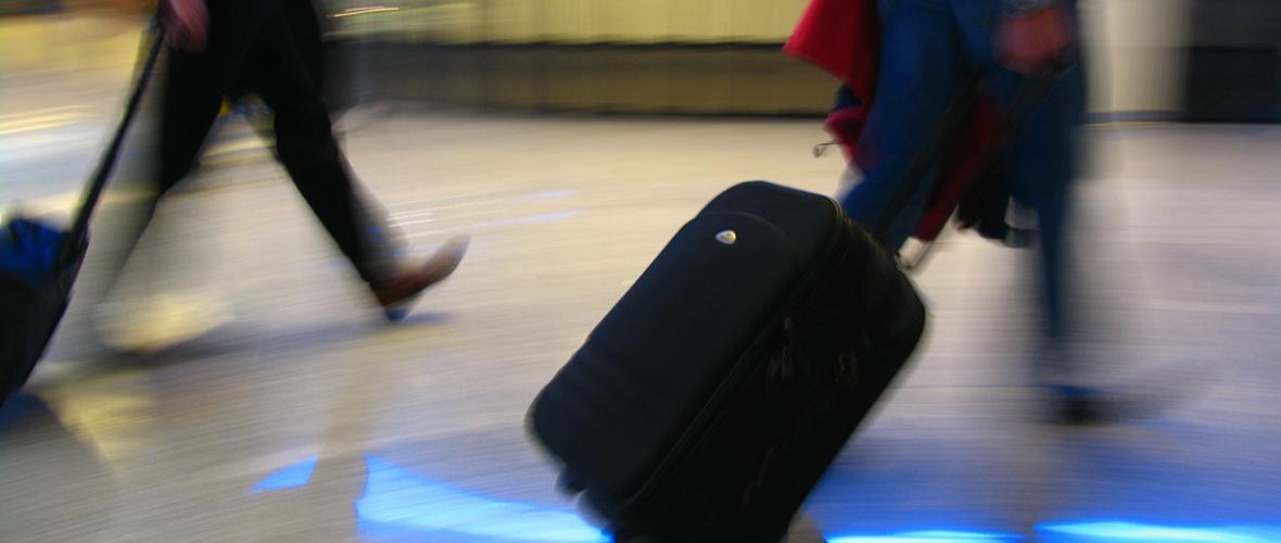 Reisen Koffer