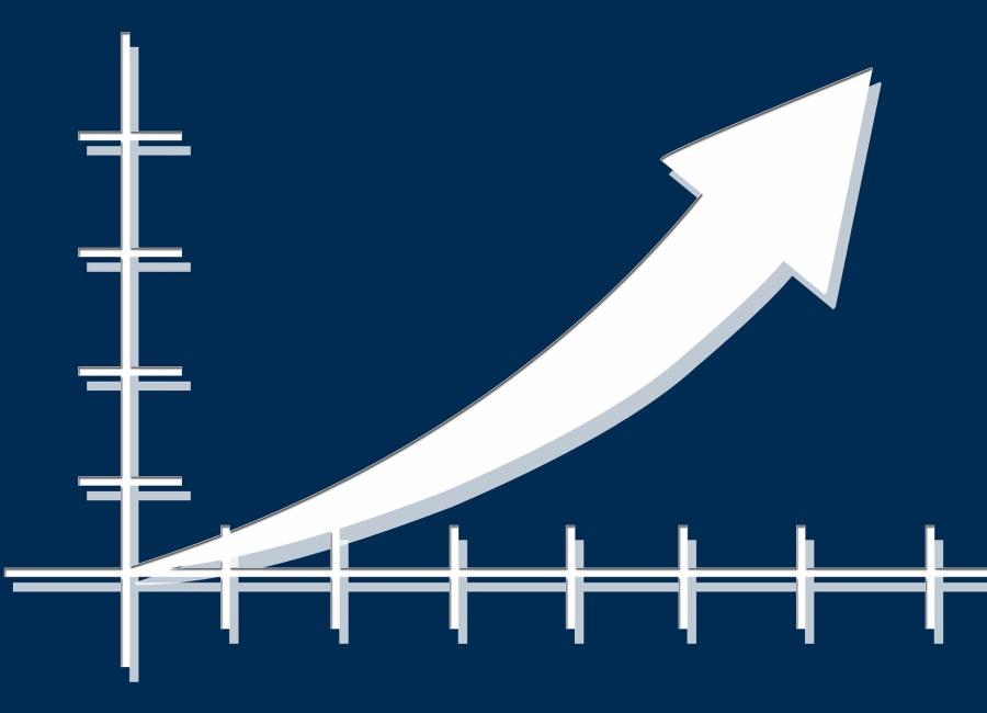 Statistik Kurze Steigerung
