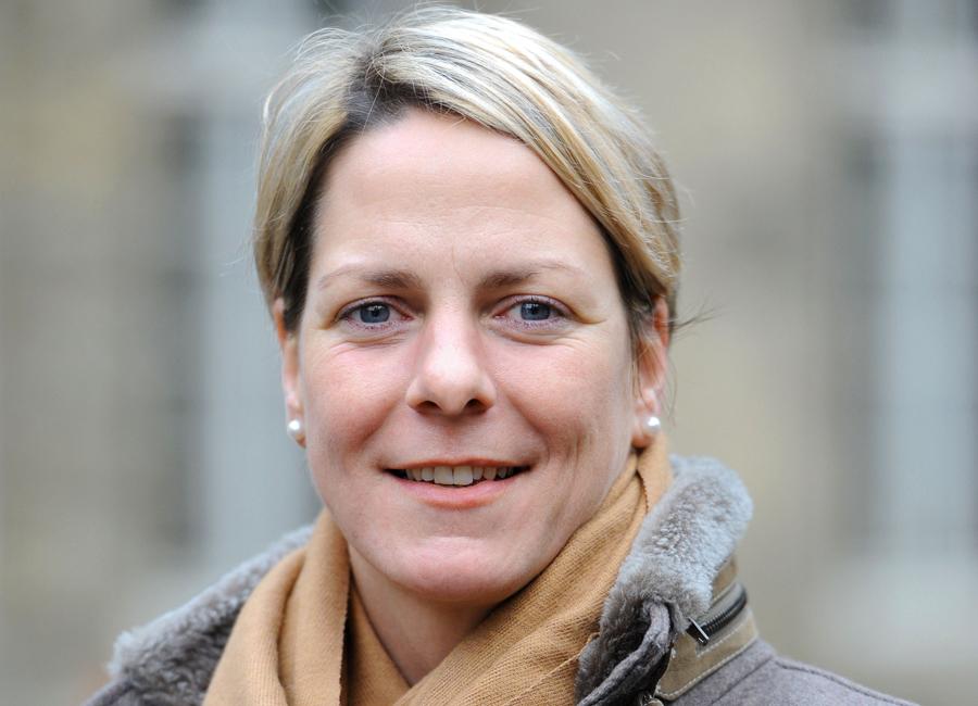 Karina Dörschel, Geschäftsführerin der Sonnenhotels, blickt zuversichtlich in die Zukunft