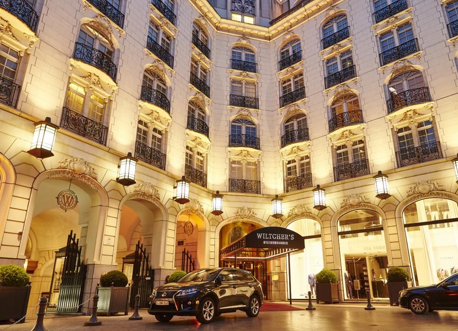 Als Fünf-Sterne-Superior Hotel setzt das Steigenberger Icon Wiltcher's Benchmarks in Sachen Luxushotellerie