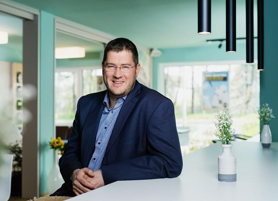 Max C. Luscher Geschäftsführer B&B Hotels